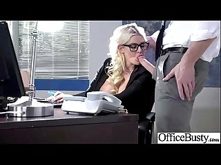 Hard Banged In Office A Real Slut Big Tits Girl (julie cash) video-25
