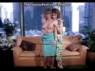 Colleen Brennan, Jamie Summers, Buck Adams in classic porn slut made the cut fuc