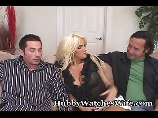 Pussy craving young stud fucks hot wife