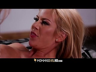 Teen step daughter scarlet red and hot milf alexis fawx
