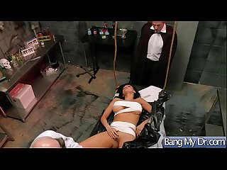 Sex tape with doctor and horny slut patient audrey bitoni Vid 02