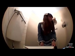 Cute Japanese Pee Desperation and Wetting