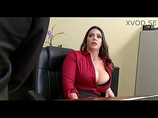 Alison tyler has a little office fun xvod se