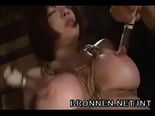 Big tits japanese woman tied and tortured bronnen net int