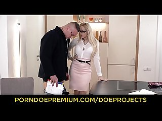Kinky tutor hot milf angel wicky seduces bangs student