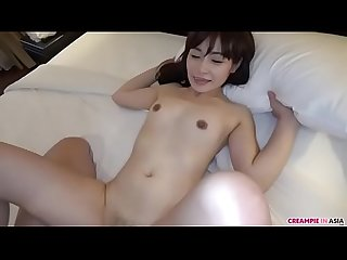 Asian amateur milf