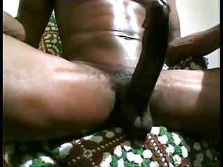 South seductive indian madras regiment soldier jerks off 12 inch ebony dravidian phallus at red amat