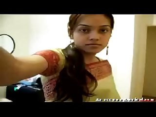 Indian teen strips for you