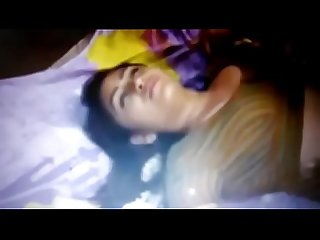 Village Boy Sleeping Aunty Ke Saath Romance Hindi Hot Short Movies-Film 2017