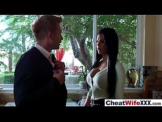 Superb Wife (jessa peta) In hard Style Sex Cheating Story clip-09