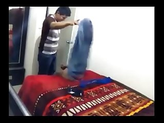 Indian university couple homemade sex video