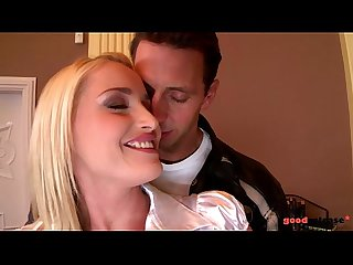 Blonde milf kathia nobili ass licked and fucked like a machine
