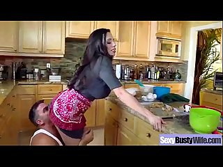 Big tits housewife ariella ferrera love hardcore intercorse on tape clip 04