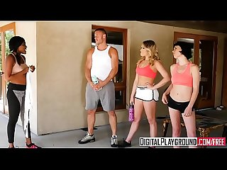 XXX Porn video - Couples Vacation Scene 4 (Olive Glass, Danny Mountain)