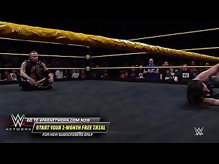 WWExposed - Aleister Black has a surprise for Nikki Cross