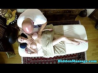 Bigtits milf banged by her masseur