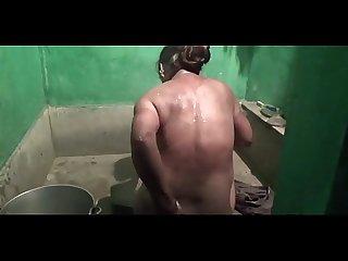 Sex in bathroom from Nepali girlfriend