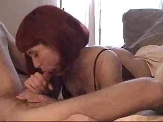 Amateur Jade Fellation Swallow