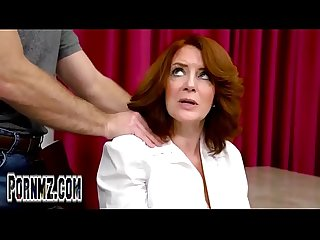 Andi James - Horny Son takes stepmom