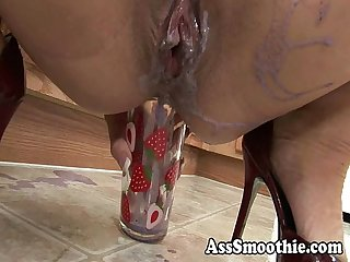 Ass smoothie Nancy vee pregnant pb