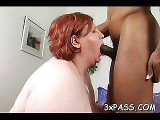Nasty fat whore gets banged by pal like not ever previous to in life