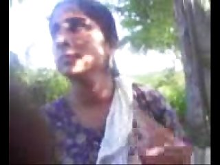 Indian hot amuter couple sex in outdoor wowmoyback