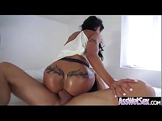 jewels jade curvy big oiled butt girl in hard style anal action Mov 12