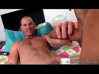 Huge cock deep anal
