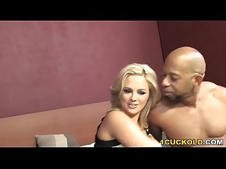 Katie Kox's Real Husband Watches His Wife Fucks A BBC