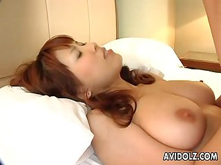 Inviting japanese slut enjoys wild hardcore stuffing
