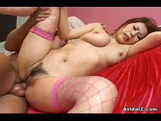 Busty yuki aida nailed with creampie www beeg18 com