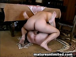 Mature pounded hard in rough position