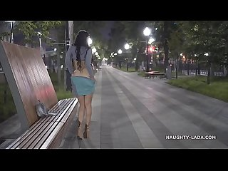 Night public flashing