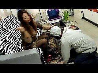 Chinese femdom 848