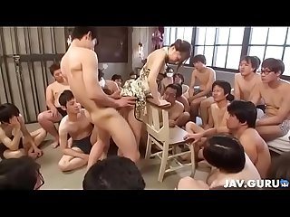 A cumshots jav party creampie and bukkake 2