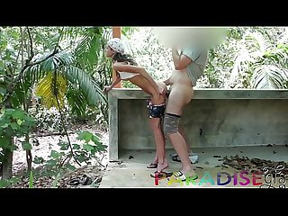 Paradise gfs shooting russian model in paradise turns to into sex day 4