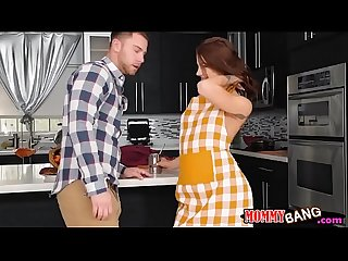 Evelin Stone and Blake Morgan horny 3way