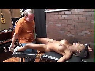 Carmel starr phat tit ebony restrained zapped tawsed and fucked tasexy com