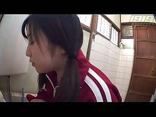 Toilet Cam HD: Gym Girl