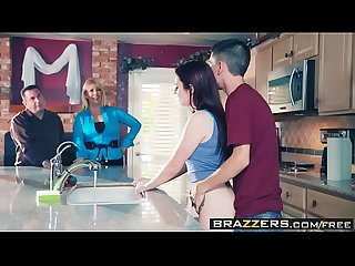 Brazzers teens like it big doing the dishes scene starring karlie brooks and jordi el ni nt