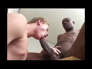 BBC Blowjob Encouragement (1) - Cock Worship - Straight to Gay