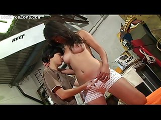 Latina series teen lezzies sonia and pulposa