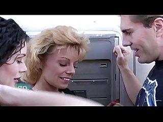 Sammie sparks anal threesome