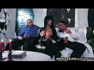 Brazzers mommy got boobs toni ribas hellvira mistress of the fuck
