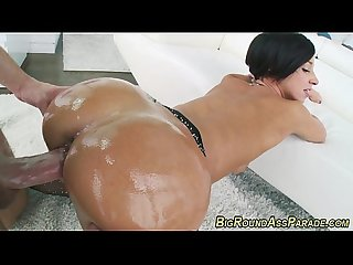 Amateur booty ho banged