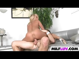 Doing blonde milf gina west