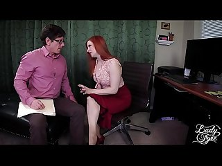 Sexy boss convinces you to cheat lady fyre femdom homewrecker
