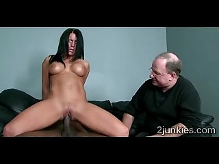 Perv enjoys watching his stunning wife taking black schlongsckold 9761 01 big 1