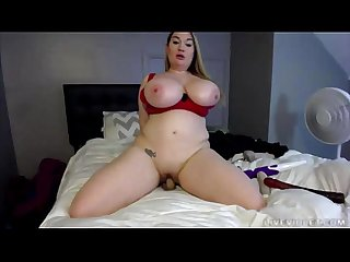 Adorable xxxstar Cassandra calogera with 38 g cup tits on cassandracalogeralive com