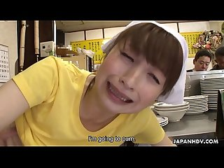 Engsub Mimi Asuka is having a crazy working day Full HD1080 Part 2 at..